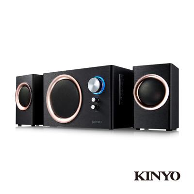 KINYO 2.1藍牙多媒體音箱KY-1851