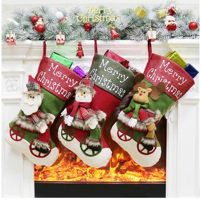 糖果聖誕襪袋 聖誕襪 糖果襪  禮物袋 禮物襪