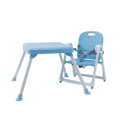 美國 ZOE Dining Booster可攜式折疊多功能兒童桌椅組