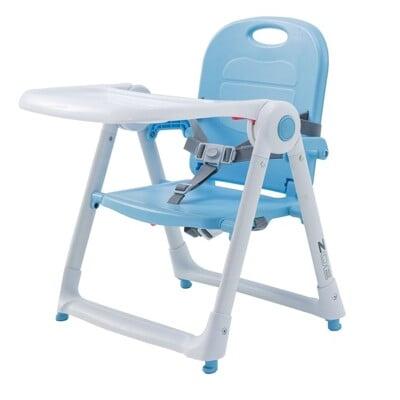 【全新四色】美國 ZOE Dining Booster可攜式折疊多功能兒童餐椅