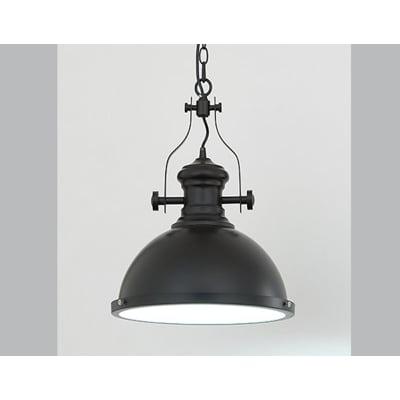 LOFT工業風黑色探照燈