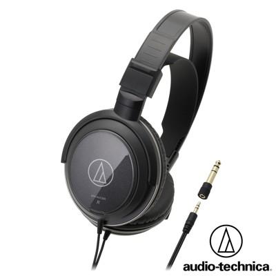 (送精美贈品組)鐵三角 ATH-AVC300 密閉式 動圈型 耳罩式耳機