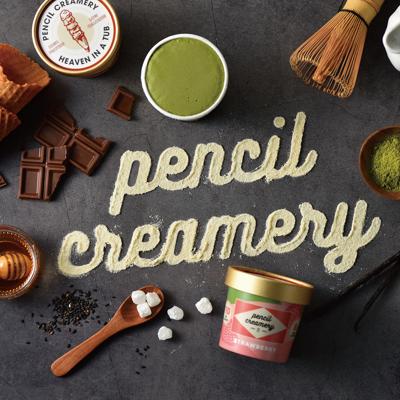 PENCIL CREAMERY低脂高蛋白冰淇淋6入起/盒 (口味任選)