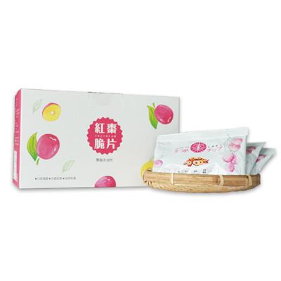 良膳之嘉-原味果乾系列 紅棗脆片禮盒 (通過國家認證)