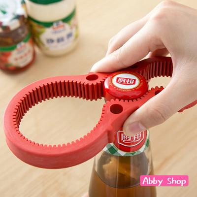 Abby生活百貨》創意多功能開瓶器 多功能開罐器 萬用開罐器 省力開罐器 開瓶器 【新】