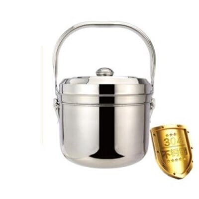 不銹鋼節能省電免火再煮鍋湯燉蒸燜燒鍋保溫鍋