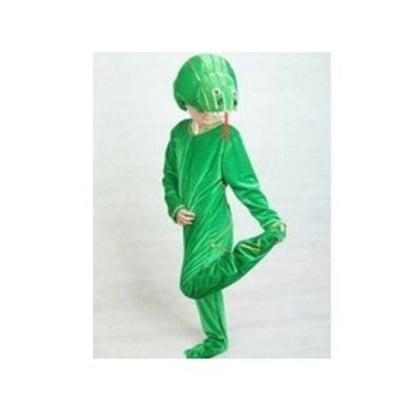 兒童動物表演服裝舞台服生日派對禮物青蛇動物演出服裝