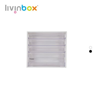 【樹德 livinbox】A4 6抽資料櫃 DD-1206