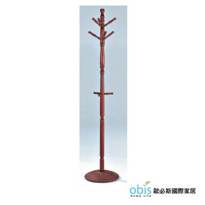 4S-630紅木衣架(DIY自行組裝)(18CS3/279-9)