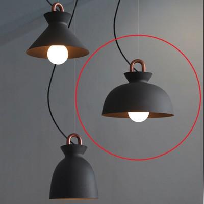 【obis】銅管線圈吊燈-A款
