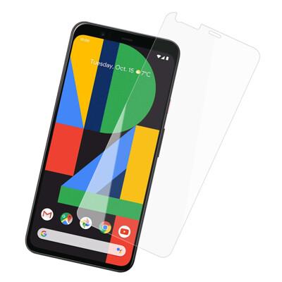 GOOGLE Pixel 4 透明 高清 9H鋼化玻璃膜 手機 保護貼