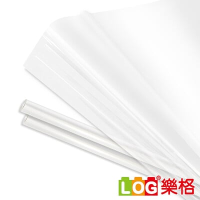 【LOG 樂格】自黏式透明牆面保護貼膜 -2入組(60x300cm /塗鴉貼/壁貼貼膜)