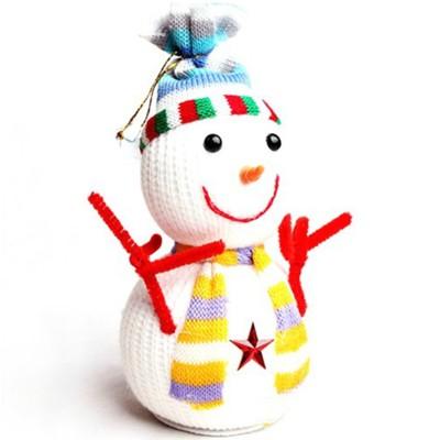 聖誕樹掛件 雪人娃娃造型掛件 高20cm 想購了超級小物