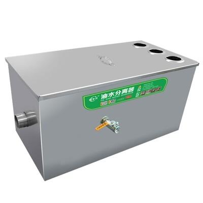 創享佳(XLJ型)油水分離器 不鏽鋼 餐飲 小型飯店 油水 污水 隔油池 - 加厚單口350*200