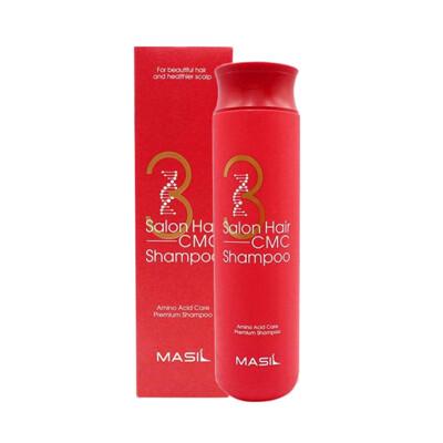 韓國 MASIL 3次方沙龍CMC洗髮精 300ML