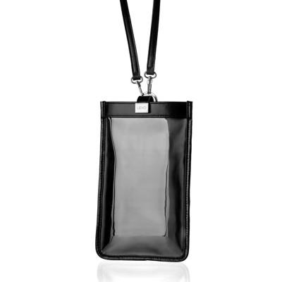 【LIEVO】 TOUCH - 真皮斜背手機護照包