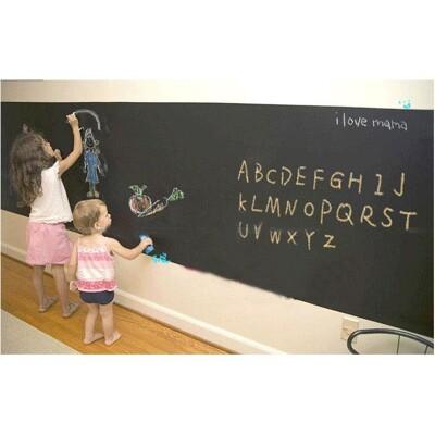 寶寶塗鴉魔法貼黑板紙/白板紙! 不含磁性