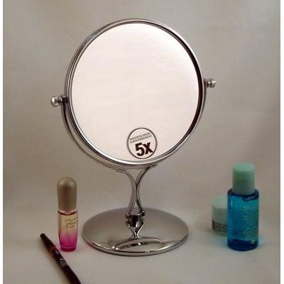 【ACCESSCO】大明星化妝鏡-雙面放大型