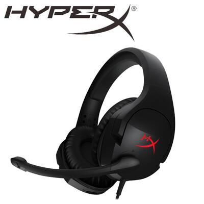金士頓 HyperX Cloud Stinger 電競耳機(HX-HSCS-BK/AS)